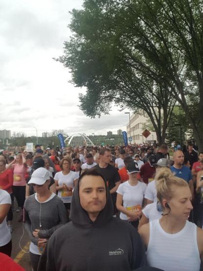 race crowd